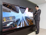 """Samsung Q9-serie 88""""-televisie"""