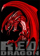 Red Dragon logo 160px