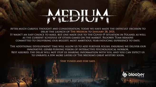 The Medium Bloober