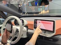 Stuur, navigatie en bediening VW ID.3