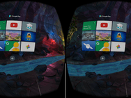Google Daydream screenshot