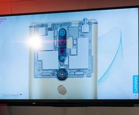 Lenovo Phab 2 Pro hardware