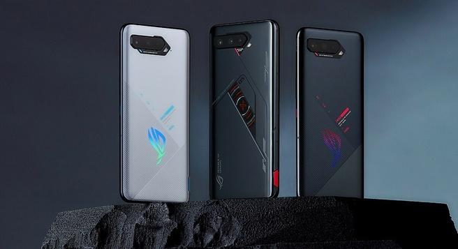 ASUS Rog Phone 5s dan 5s Pro