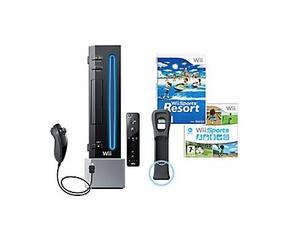 Nintendo Wii Sports Resort Pak  Zwart