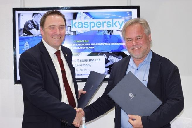 Kaspersky Interpol