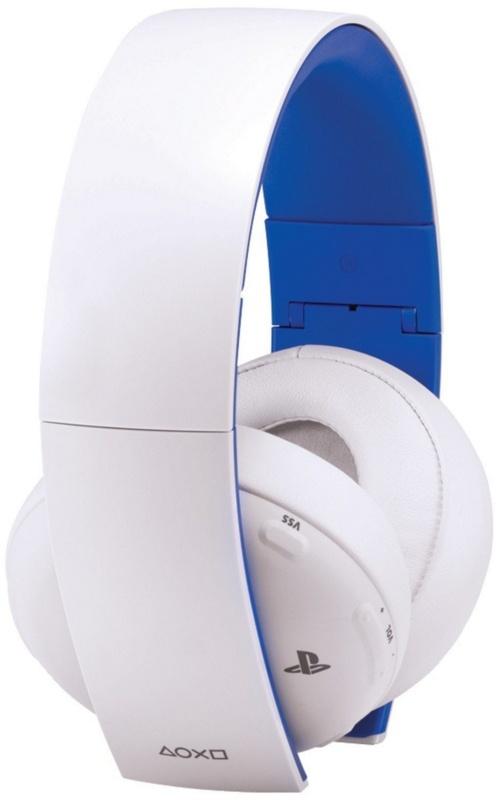 Sony Gold Wireless Headset Wit