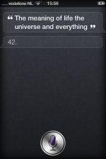 Siri: 42