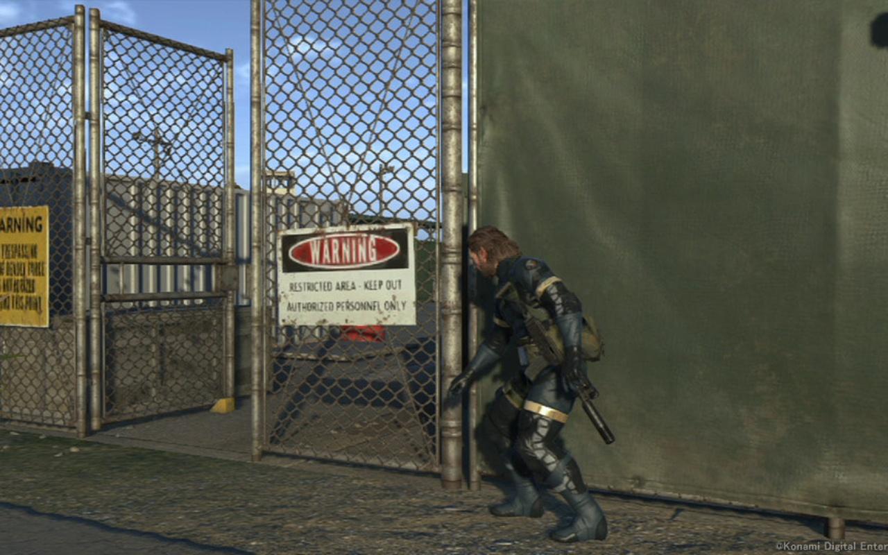 MGSV: PS3
