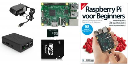 Raspberry Pi 3 Model B 1GB kit