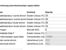 dimensionering wtw 8 kW LTV vvw