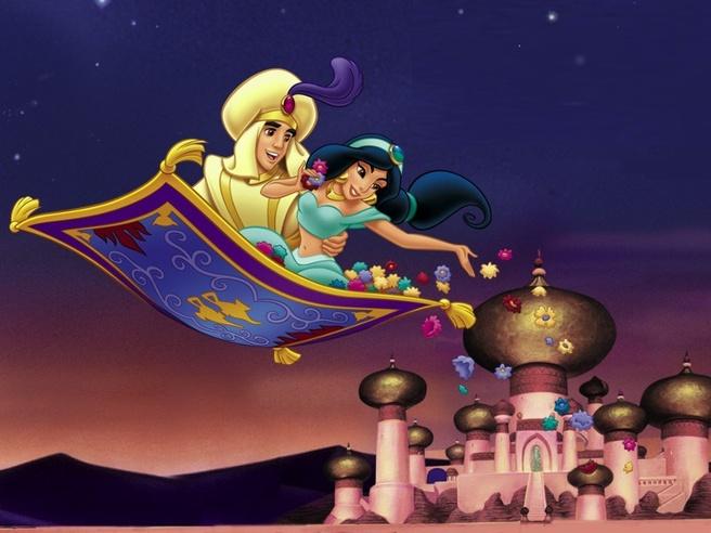 Aladdin (copyright: Disney)