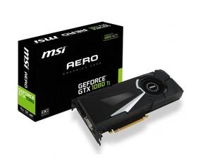 MSI GeForce GTX 1080Ti Aero OC