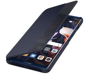 Huawei Mate 10 Pro View Cover - Blauw voor Mate 10 Pro Blauw