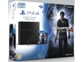 Goedkoopste Sony PlayStation 4 1TB + Uncharted 4: A Thief's End Zwart