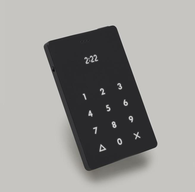 The Light Phone Zwart
