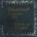 Qualcomm Snapdragon S4 MSM8260A