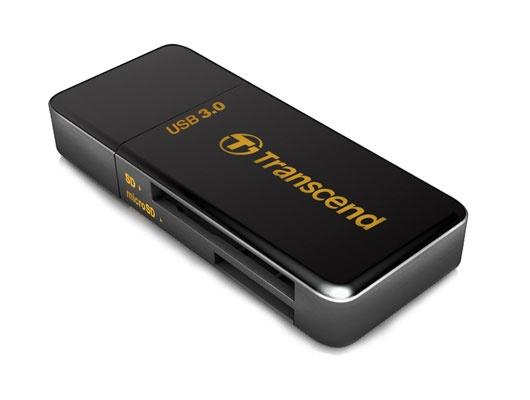 Transcend Transcend USB3.0 SD/microSD Card Reader