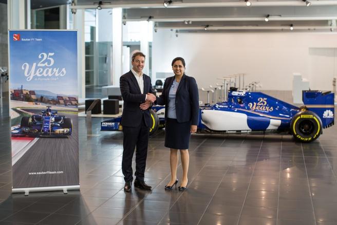 Additive Industries werkt samen met F1-team Sauber