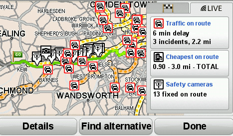 TomTom Live files
