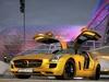 Mercedes Benz SLS AMG Desert Gold 2010