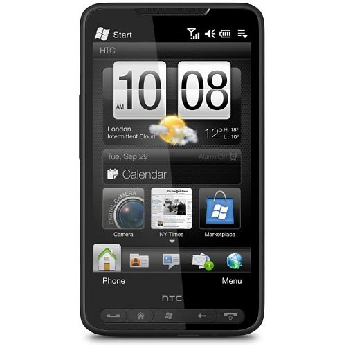 HTC HD2 Zwart