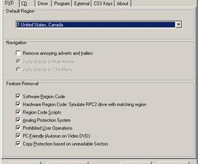 AnyDVD 5.1.0.1 screenshot