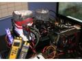 3x Radeon HD5870 overklok-opstelling