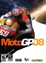 Moto GP 2008  (DVD-Rom), PC