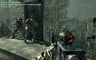 Call of Duty 4: Modern Warfare (8800GTX, all high, � Aap) - ready for entry