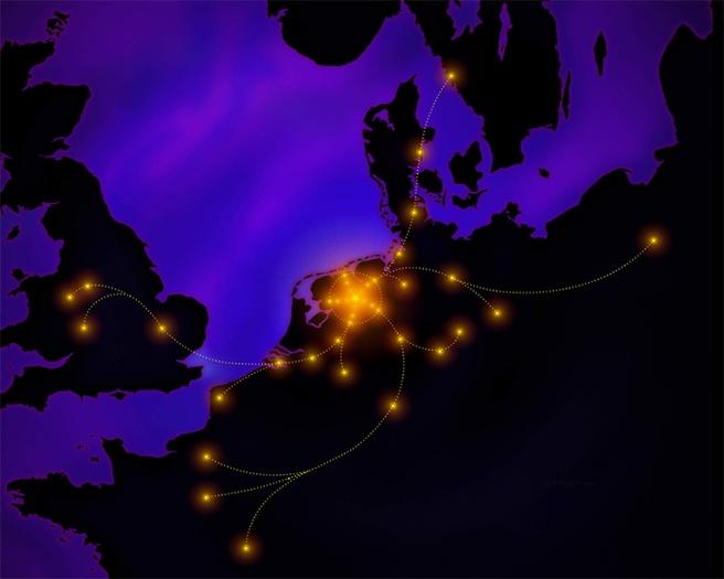Astron Lofar Europa