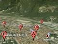 Screenshot Google Earth for iPhone