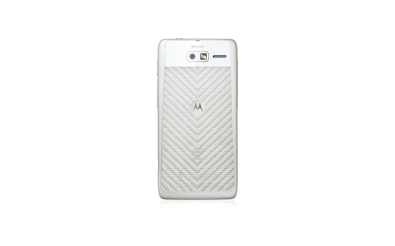 Motorola RAZR i (XT890) Wit