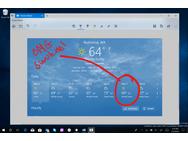 Windows 10 Redstone 5 Screen Sketch