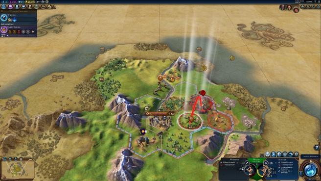 Preview Civilization VI: Rise & Fall