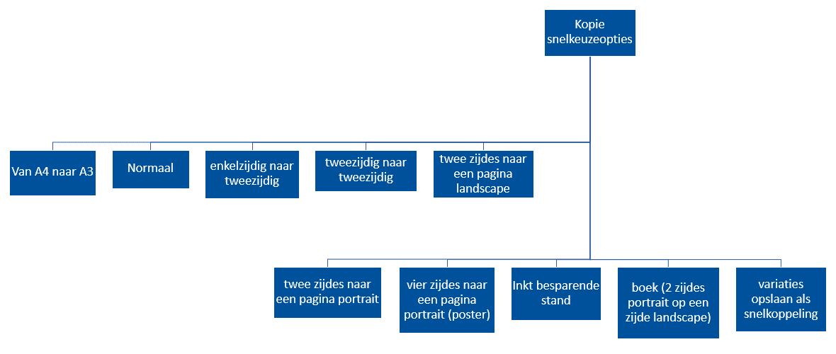 structuur_kopieopties