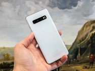 Galaxy S10 productfoto's preview