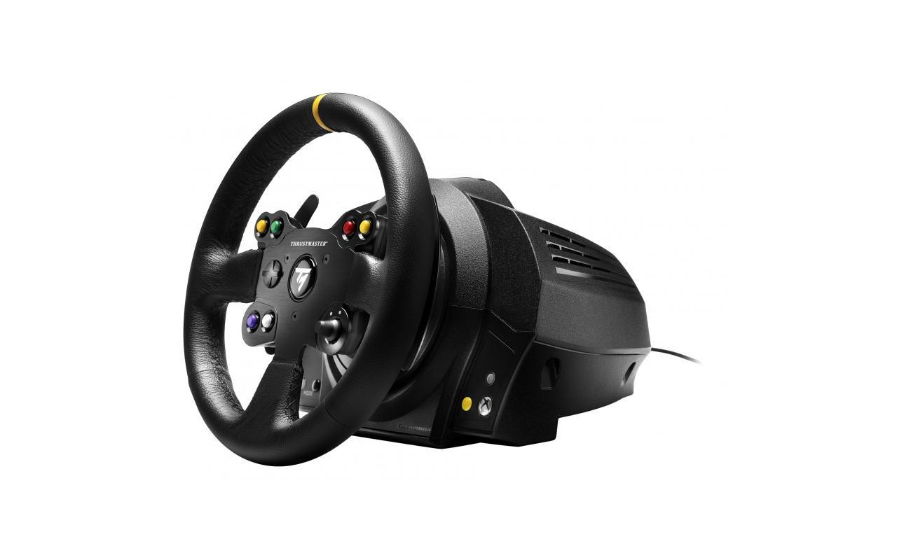 thrustmaster tx racing wheel leather edition zwart specificaties tweakers. Black Bedroom Furniture Sets. Home Design Ideas