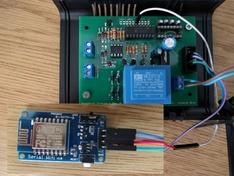 OTGW met ESP module