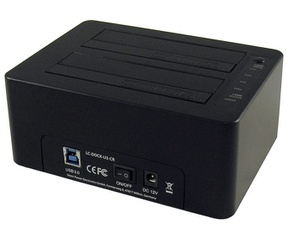 LC-Power LC-DOCK-U3-CR