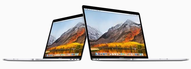 MacBook Pro zomer 2018