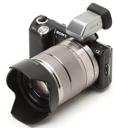Sony NEX-5N probleem kliks in video