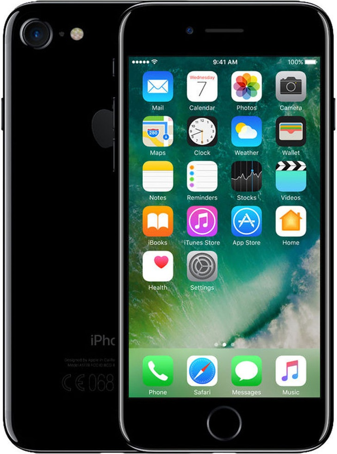 Apple iPhone 7 32GB Gitzwart