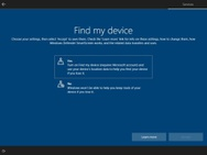 Windows 10 Spring Creators Update Privacy