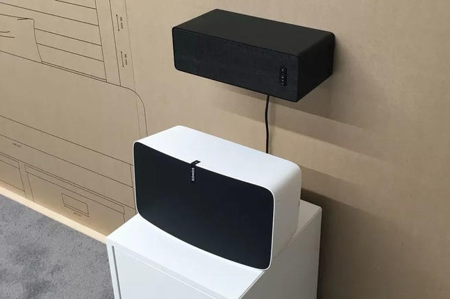 Prototype speaker Sonos Ikea