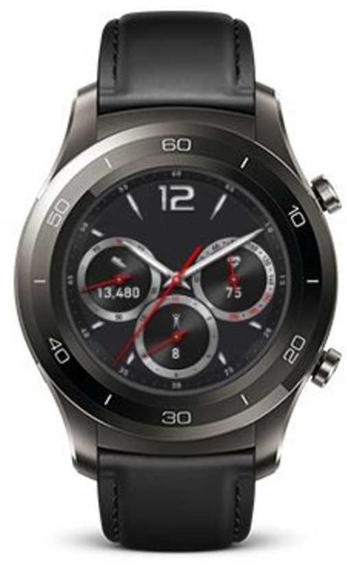Huawei Watch 2 Classic Grafiet (Grijs)
