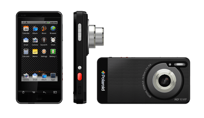 Polaroid Smart Camera SC1630 met Android