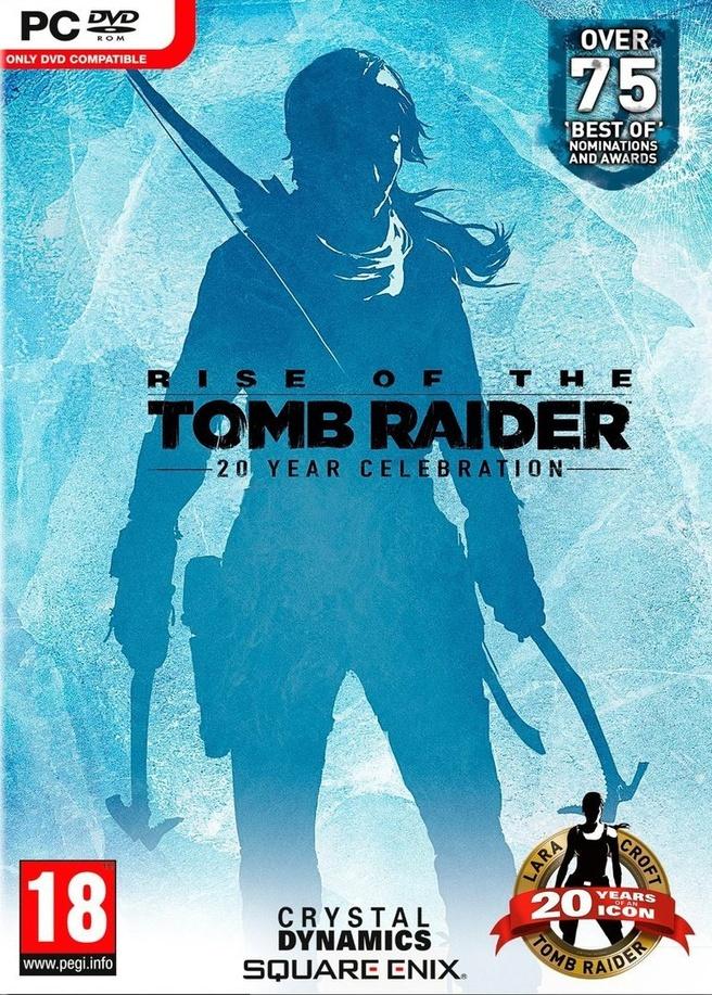 Rise Of The Tomb Raider: 20 Year Celebration, PC (Windows)