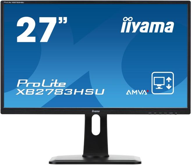 Iiyama ProLite XB2783HSU-B1DP Zwart - Kenmerken - Tweakers