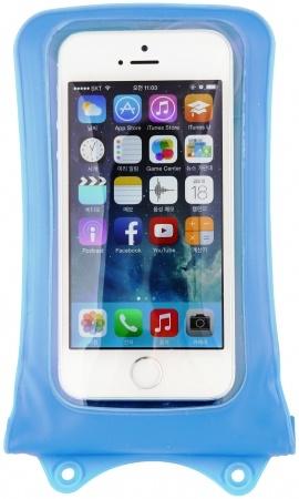 Dicapac Dicapac Waterproof Case Apple iPhone 4/4S/5/5S/5C Blue