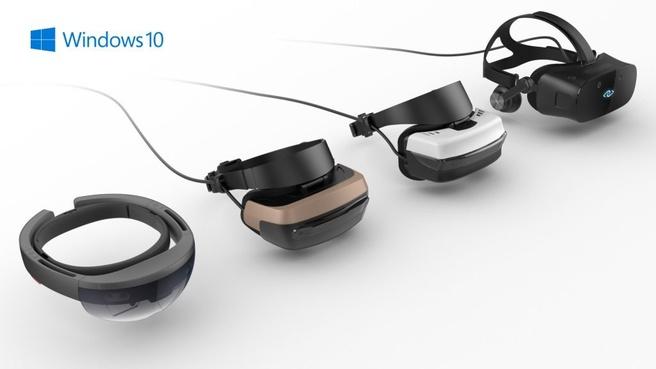 Virtual-realitybrillen Windows